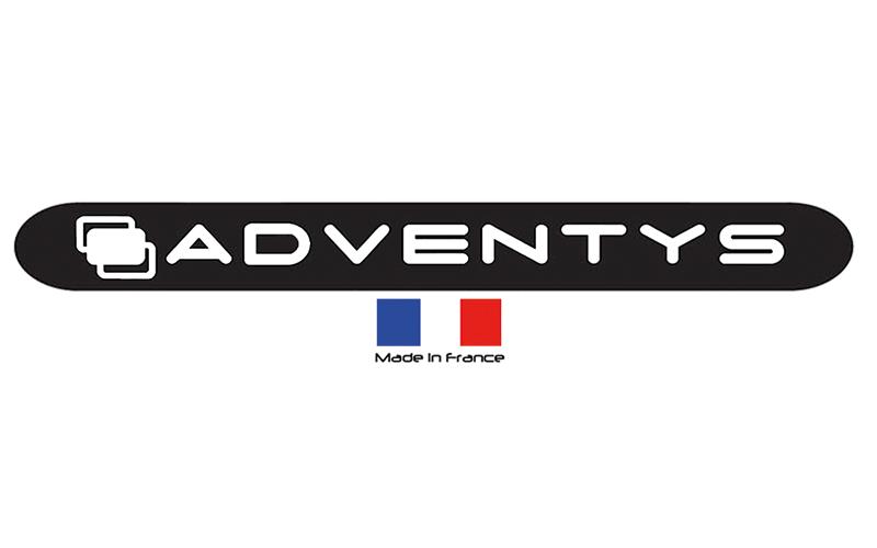 Logo société adventys