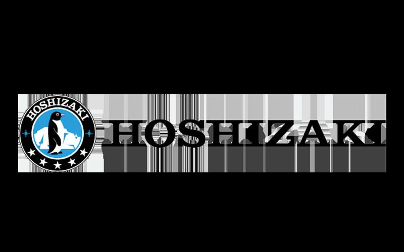 Logo société hoshizaki