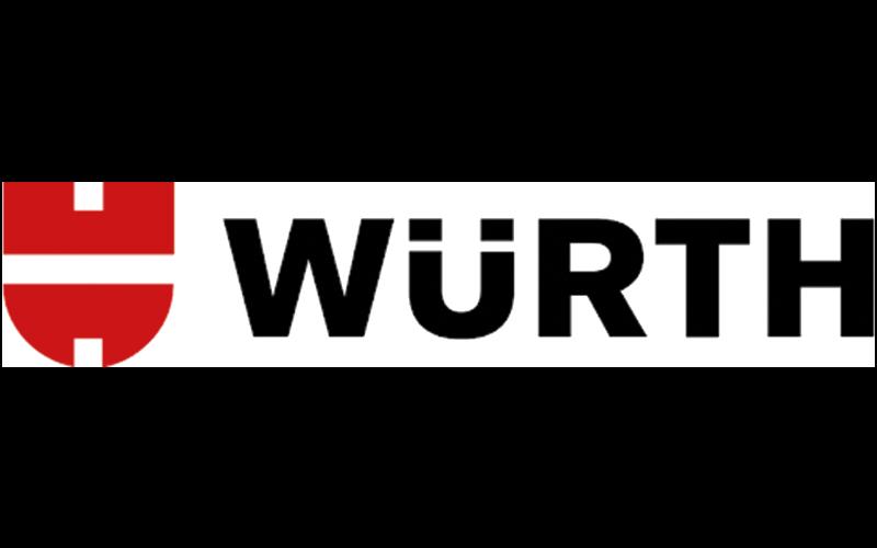 Logo société wurth