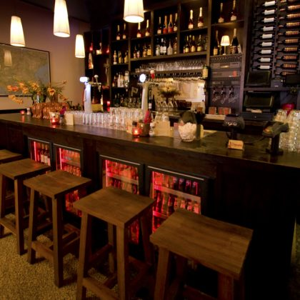 10 Arriere-bar modulable